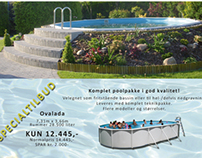 Add for Swimmingpools - Benjamin Media - 2013