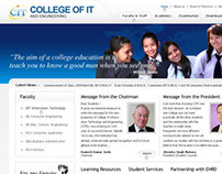 College of Information Technology and Engineering