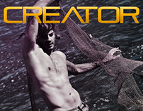 CREATOR Magazine Issue 01