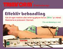 Add for health machine - Benjamin Media - 2013