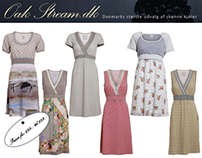 Add for Dress webshop- Oakstream- Benjamin Media - 2013