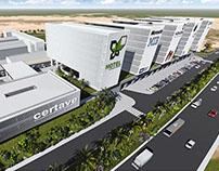 EXPRESSO BUSINESS CENTER - LUANDA