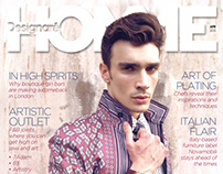 Light & Motion for Designare Homme (April 2013)