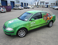Alltech Full Colour Wrap