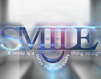 Smile | ابتسم