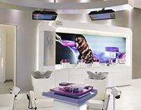 K P Ochs Salon, Frankfurt, Germany