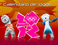 Projeto das Olimpíadas 2013 - Digital Signage