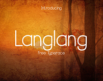 Langlang - Free Sans (FREE FULL VERSION)