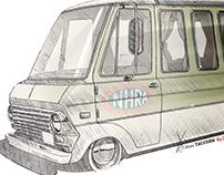 Ford Camper NHRA (1970)