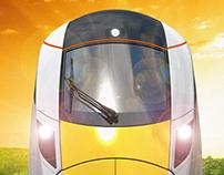 Hitachi Rail Launch Invite