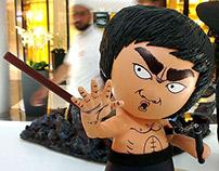 """Toy Design: """"Bruce"""""""