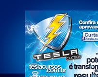 Tesla Cursos - Painel 4x4