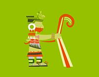 Prehispanic Type: Mexcallpulli