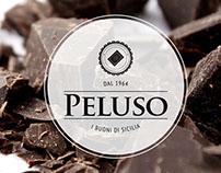 Peluso // Chocolate Packaging // Branding