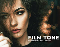 3 Free Film Tone Photoshop Actions 2018