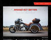 Rebranding & Site Redesign