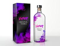 Vyper Vodka Packaging