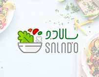 Healthy Restaurant Identity