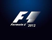 Formula 1 2012 - Digital Signage