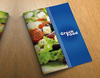 Menu Cover Design 2
