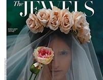 Jewellery Shoot - Harper's Bazaar Bride, India - Apr'14