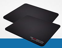 Free Game Mouse Pad Mockup Psd