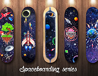 Space boarding collection