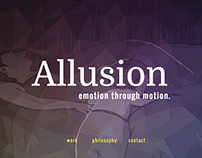 Allusion Wordpress Site