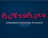 Dobradura Typeface Project