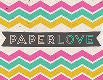 Paper Love Greeting Cards