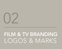 Film & TV Logo + Brand Collection