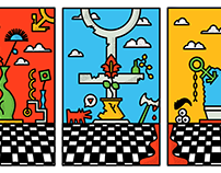 Cryptic Triptych #2