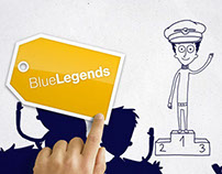 Lufthansa – Blue Legends