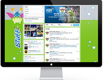 STUFF the Magic Mascot's Twitter