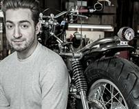 Dave Mucci of Moto-mucci