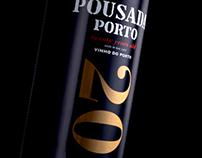 POUSADA PORTO | wine branding