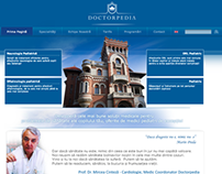 Doctorpedia - Medical Clinique presentation website