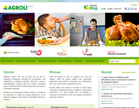 Corporate Online Presence - Agroli Group