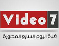 Logo Video Youm7