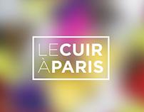 Full colors for Le Cuir à Paris