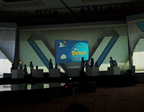 Video Mapping for Pro XL Launching