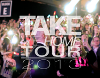 Camryn - #TMHT Tour Diary