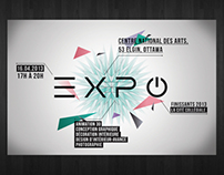 Expo des finissants