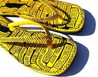 Funk Flip Flops