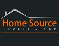Logo & Marketing Material - Home Source Realty Group