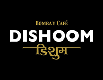 Dishoom story plates