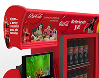 COCA COLA VALUE WALL