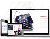 Klim - Responsive One Page Template