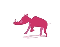 Pink Animal loop