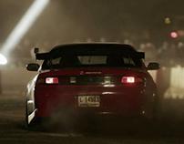 Red Bull Car Park Drift UAE 2013/2012
